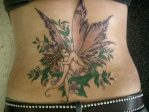 Angel Tattoos For Women 2 300x225 Angel Tattoos For Women   How Angel tattoo templates that you want a great view