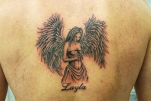 angel tattoos 5 300x200 Angel Tattoos   Encourage your personal protective equipment