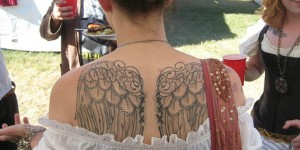 have tattoo angel 11 300x150 If you have a tattoo of angel wings