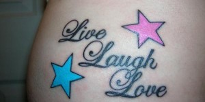 name tattoos 3 300x150 Name Tattoos   Here is some information about the tattoos of the names! For those of you
