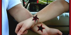 star tattoo popular 22 300x150 What does the star tattoo is so popular? Everything from Shooting Star Tattoos, tattoos nautical star