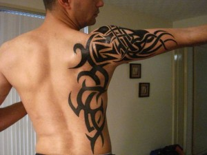 tribal tattoo designs 1 300x225 Tribal Tattoo Designs   Tribal Tattoo Story